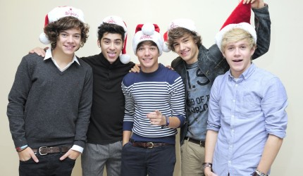 One Direction Christmas