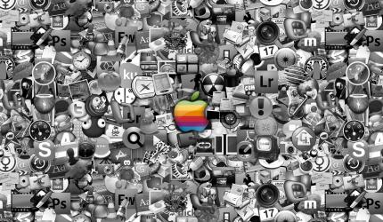 Apple Apps Wallpaper