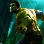 The Hulk Avengers Wallpaper