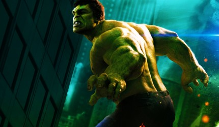 The Hulk Avengers Wallpaper