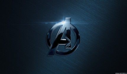 Avengers Logo Wallpaper