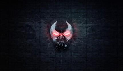 Bane Logo Wallpaper