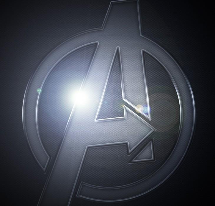Big Avengers Logo Wallpaper