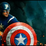 Captain America Avengers Wallpaper