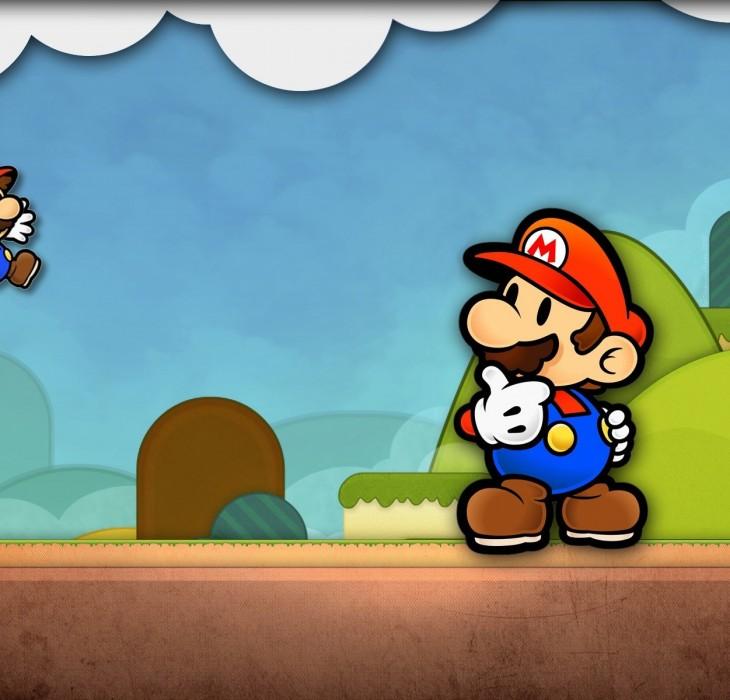 Mario's Wallpaper