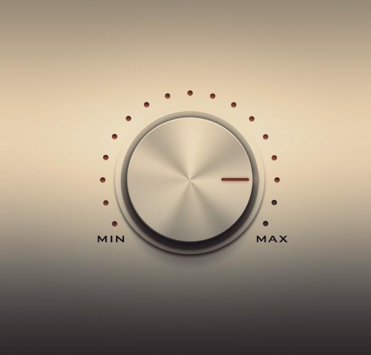 Max Volume Wallpaper