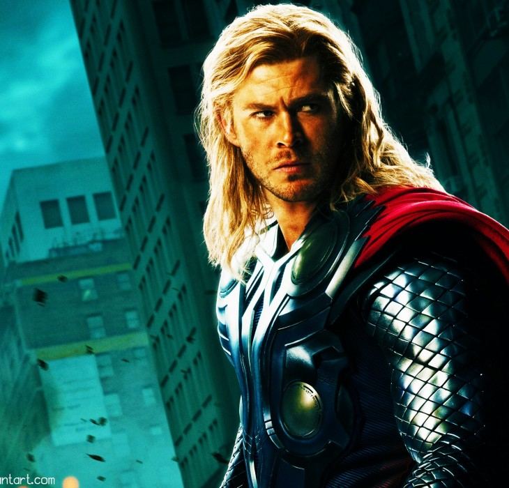 Thor Avengers Wallpaper