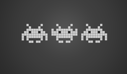 Space Invaders Wallpapers