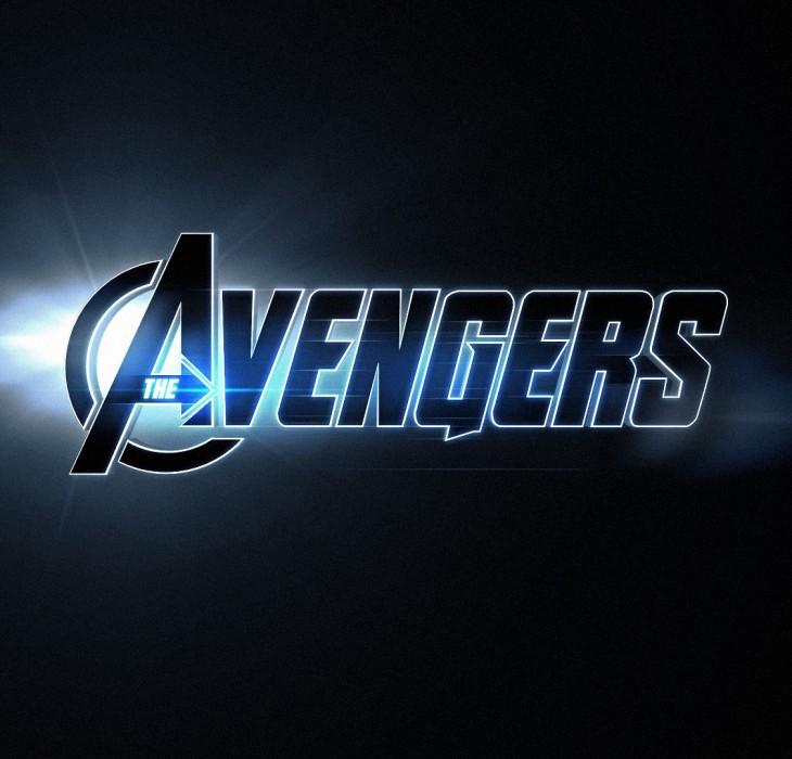 The Avengers Logo Wallpaper