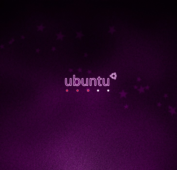Ubuntu Purple Star