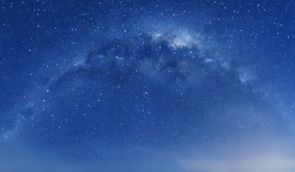 Beautiful image of the Milky Way
