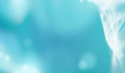 Light blue sparkley swirley wallpaper