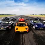 Top Gear Lineup