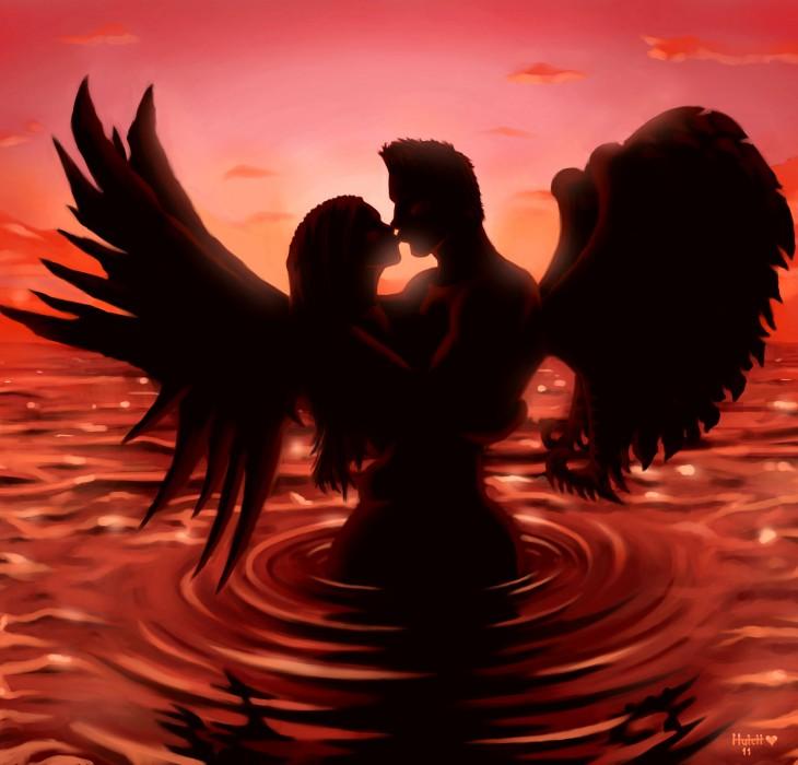 A Angel Embrace