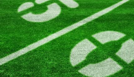 American Football Pitch Desktop