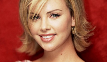 Gorgeous HD Desktop Background of Charlize Theron