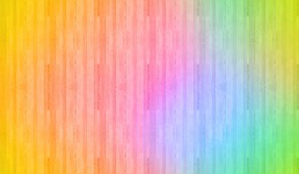 HD Rainbow Lines Background