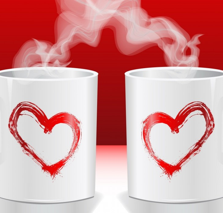 Two Mugs Become One