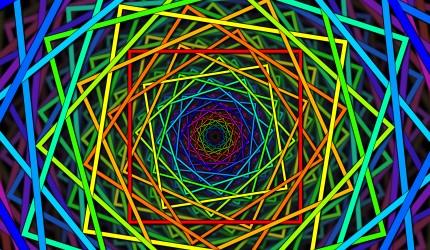 Hypnotic Spiral to Beyond