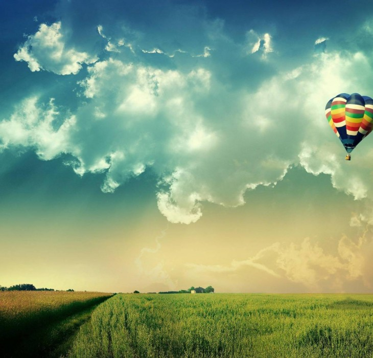 Hot Air Balloon Travels