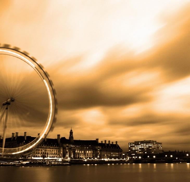 London Eye in Special Effects