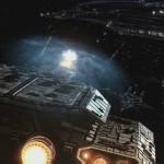 USS Daedalus in Battle