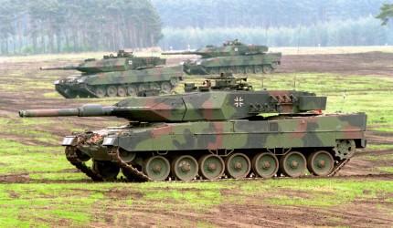 Modern Panzers