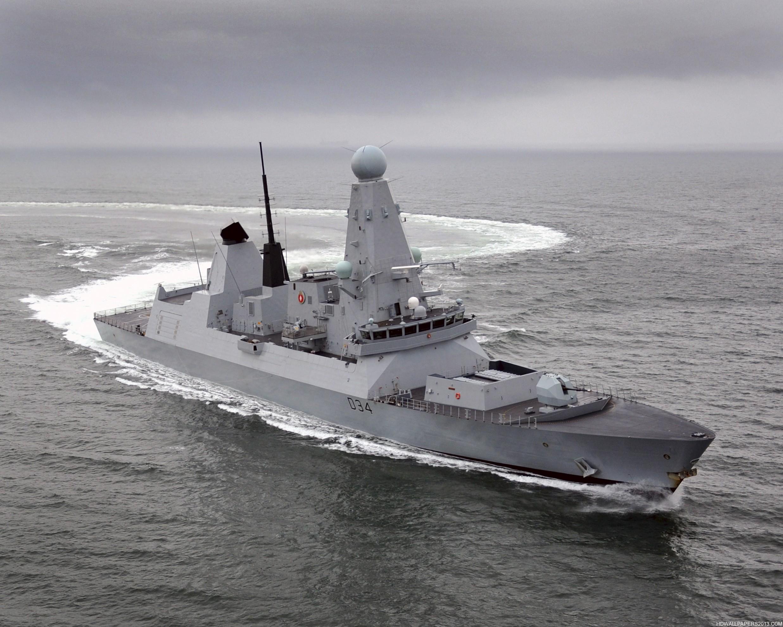 Type-45 Destroyer