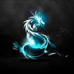 Dragon Glow Art