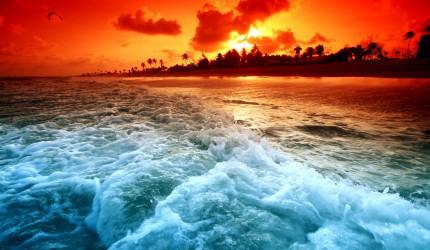 HD Exotic Beach Wallpaper